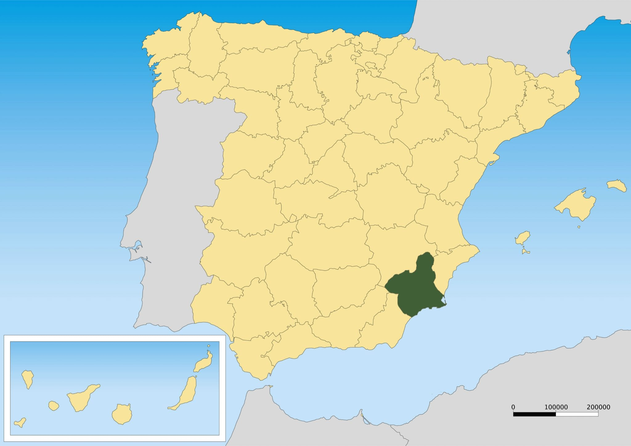 Property Rentals Murcia Province