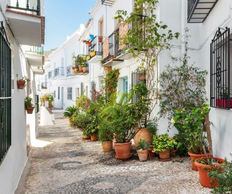 properties rent Frigiliana