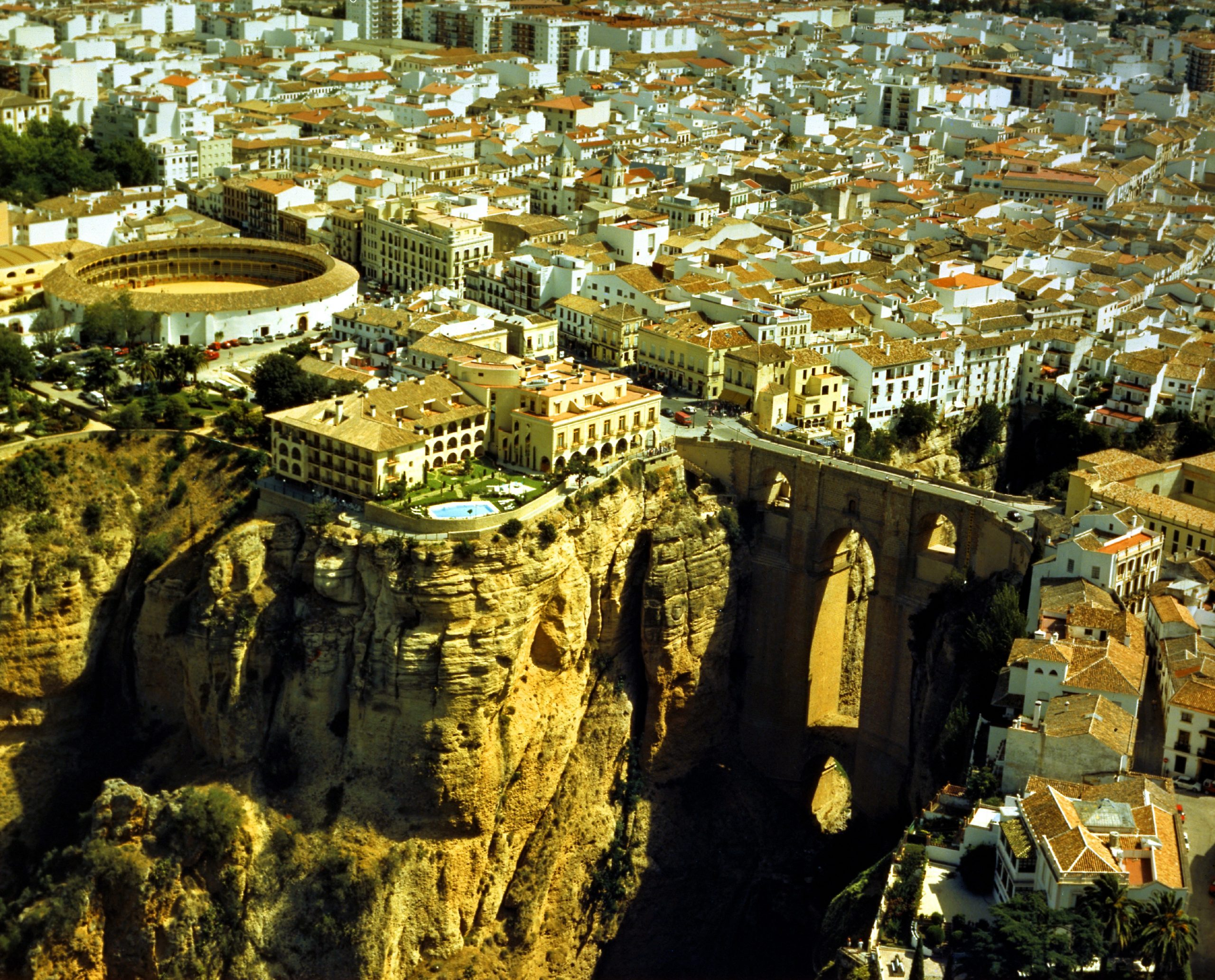 properties rent Ronda