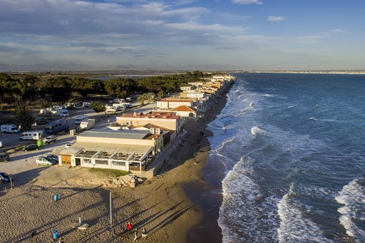 properties rent El Pinet